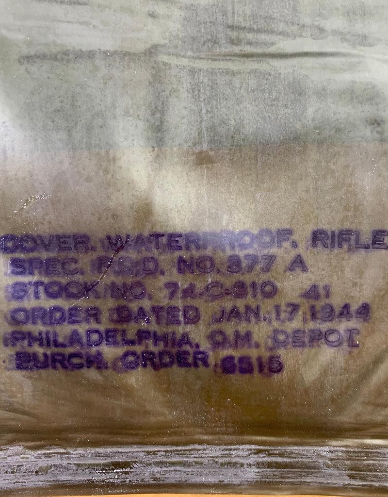 Amerikaanse WO2 D-Day waterproof rifle covers