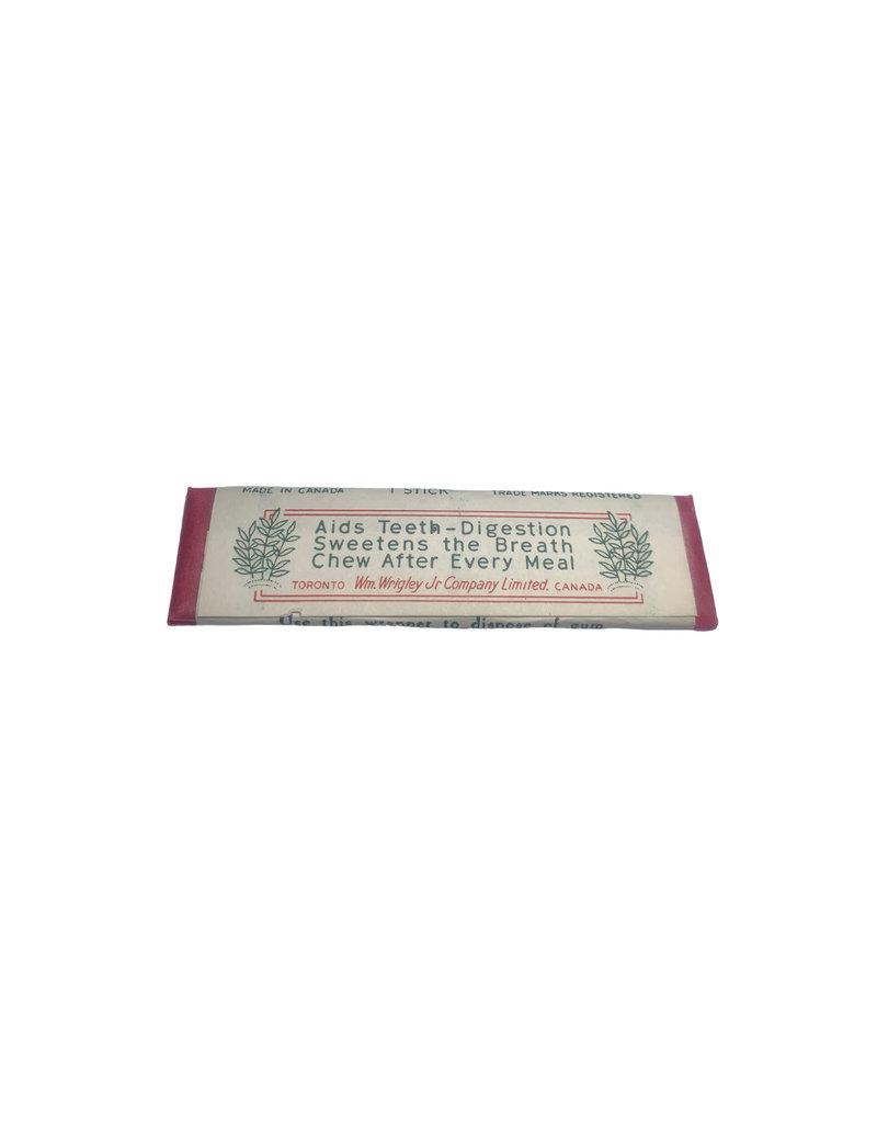 Amerikaanse WO2 Wrigley's kauwgom