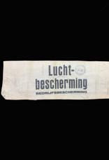 Nederlandse WO2 Luchtbeschermings Leiden armband