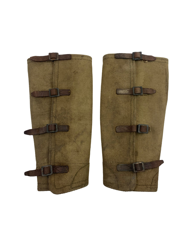 Engelse WO2 Dispatchriders gaiters