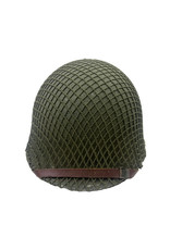 Amerikaanse WO2 Swivel bale front seam helm