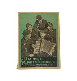 Duits WO2 liederbuch
