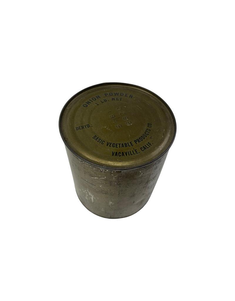 Amerikaans WO2 onion powder rantsoen