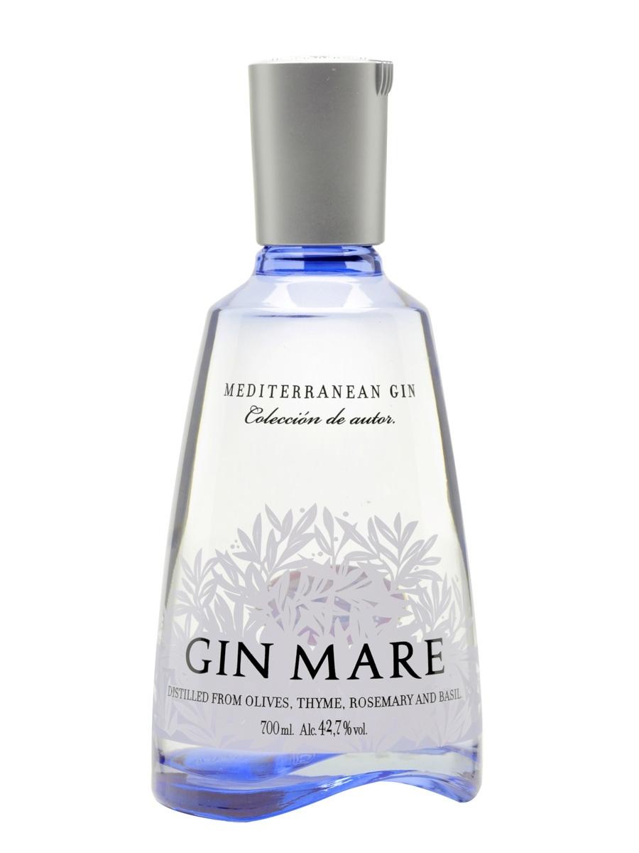 Gin-Mare Gin Mare Mediterranean 175CL