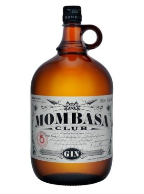 Mombasa-club Club Dry Gin Extra Groot  200CL