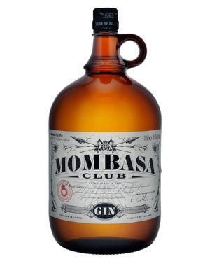 Mombasa-club Dry Gin Extra Groot  200CL