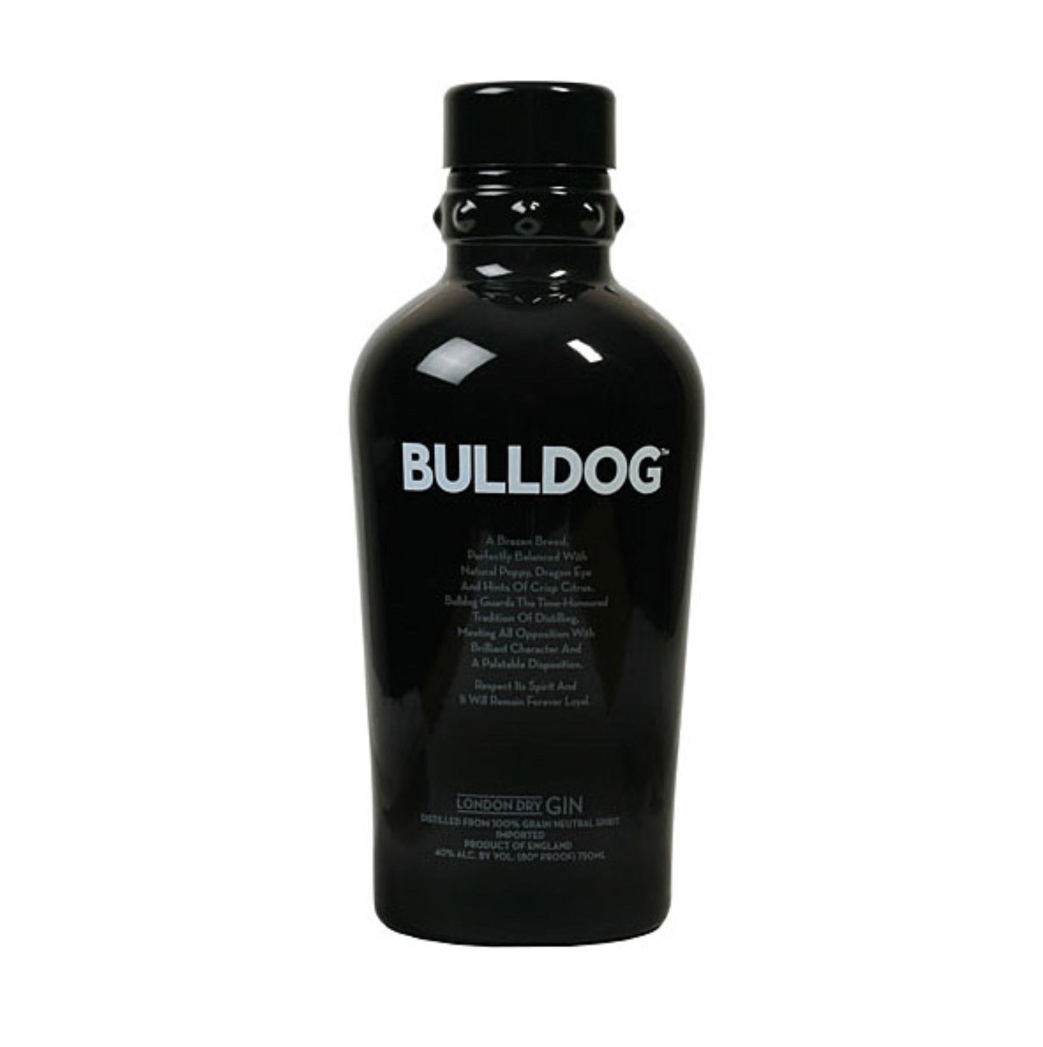 Bulldog Bulldog  Gin 100CL