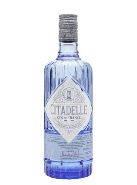 Citadelle Gin 70CL + 2 Gratis Flesjes Three Cents Tonic Water