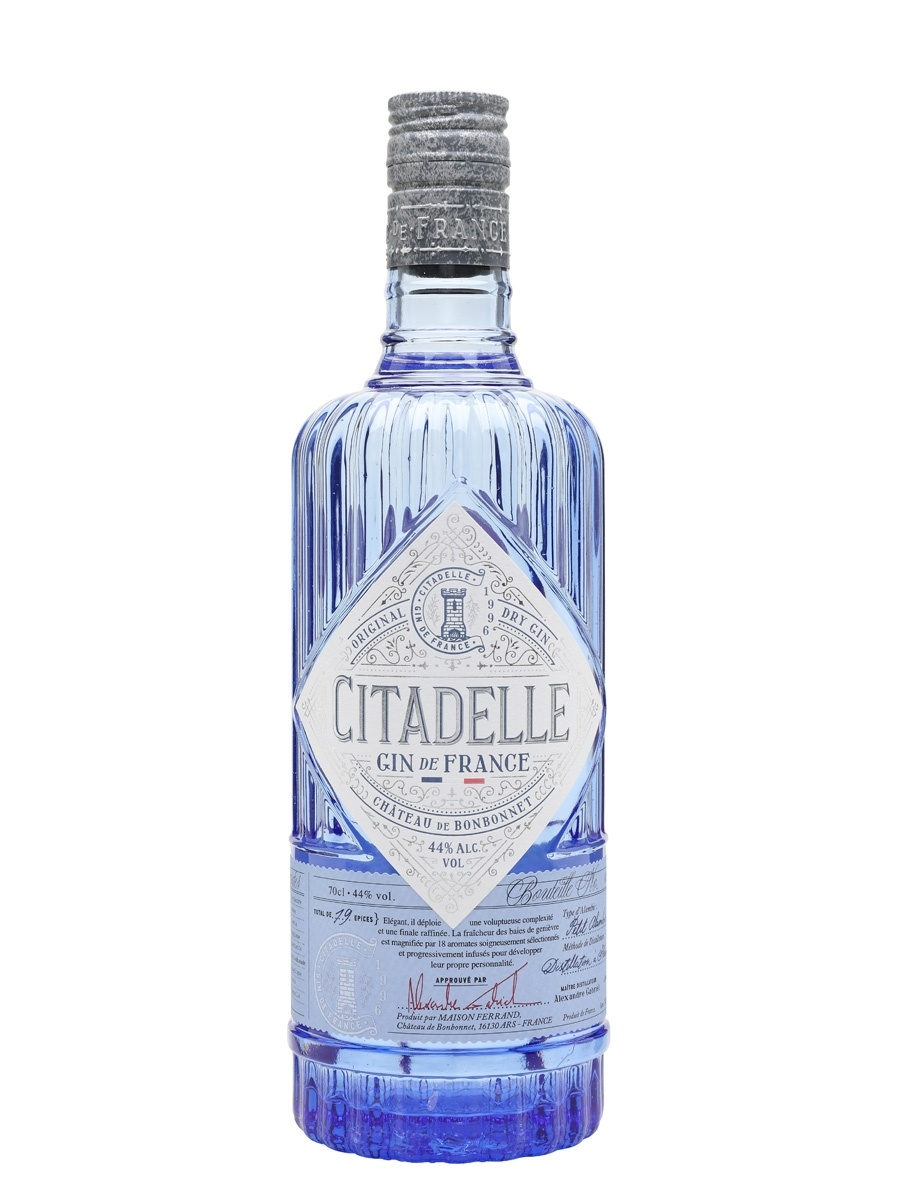 Citadelle Citadelle Gin 70CL + 2 Gratis Flesjes Three Cents Tonic Water