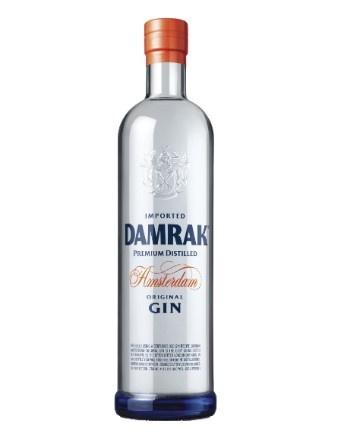 Damrak Damrak Amsterdam Gin 70CL