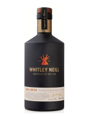 Whitley-Neill Dry Gin 70CL