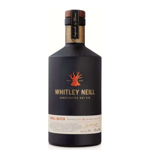 Whitley-Neill Whitley Neill London Dry Gin 70CL