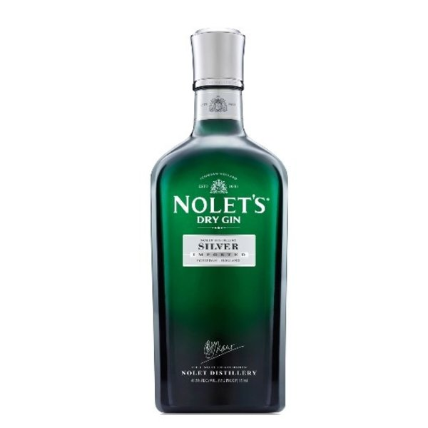 Nolets Silver Dry gin 70CL