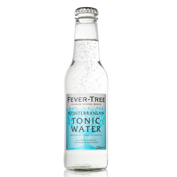 Fever-Tree Mediterranean Tonic 20CL