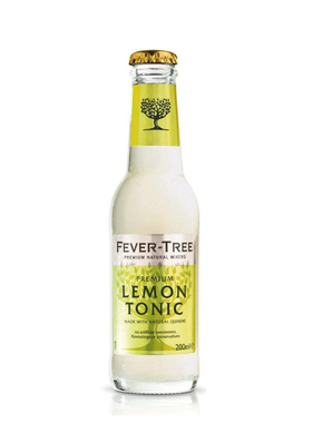 Fever-Tree Lemon tonic