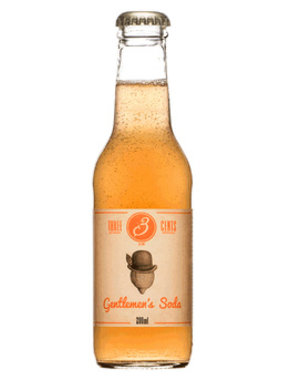 Three Cents Gentlemens Soda