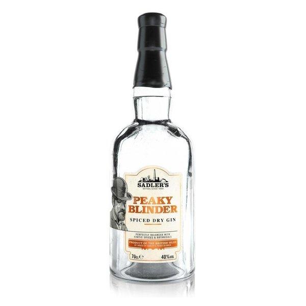 Sadlers Brewery Peaky Blinders Spiced Dry Gin 70CL