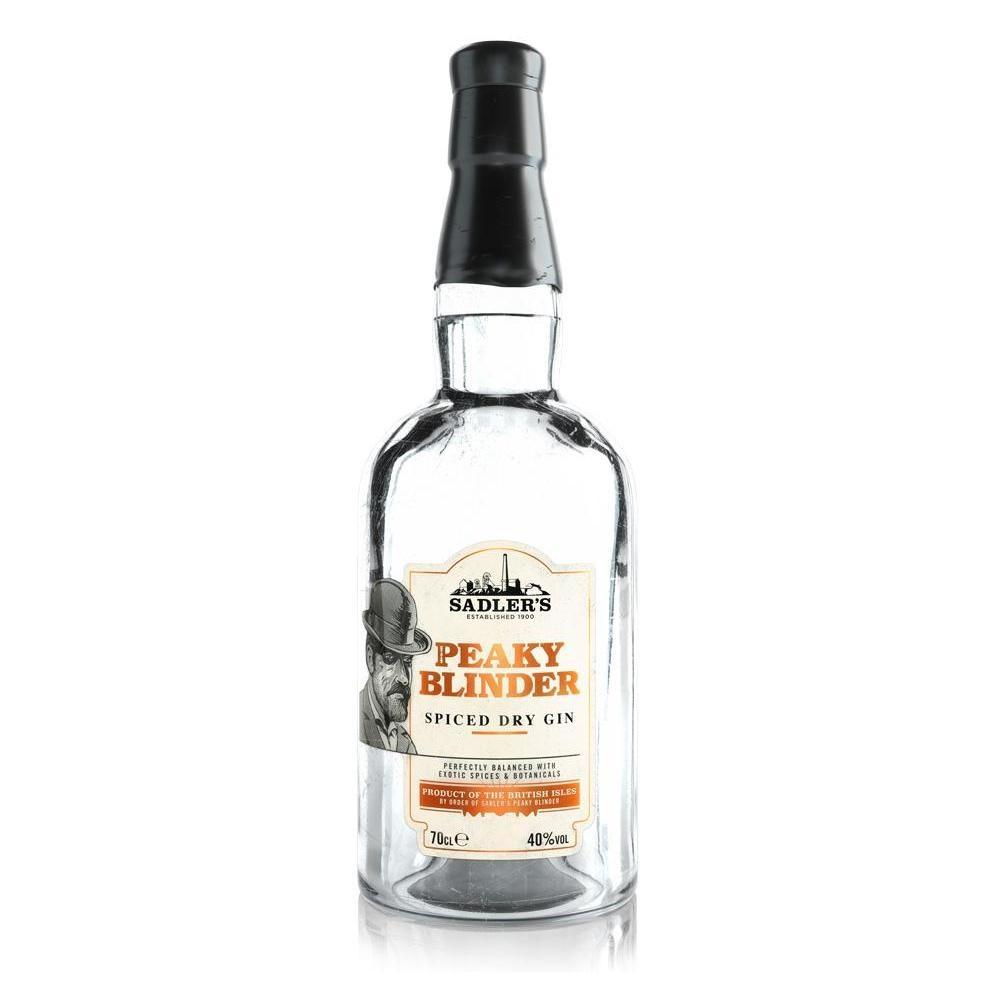 Sadler's Brewery Peaky Blinders Spiced Dry Gin 70CL