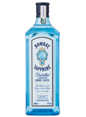 Bombay Sapphire Gin 100CL