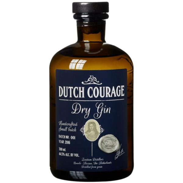 Zuidam Zuidam Dutch Courage - Dry Gin 100CL