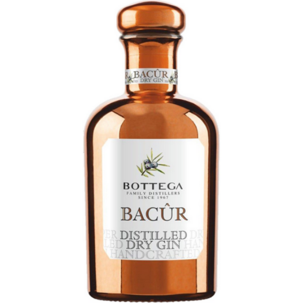Bottega Bacur Dry Gin 50CL