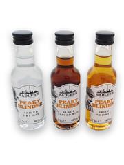 Peaky Blinders mini bottles - 3x 5cl