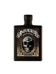 Amuerta Amuerte Coca Leaf Gin - Black Edition - 70CL