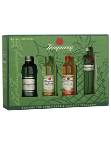 Tanqueray Tanqueray Gin Tasting Set - 4x 5 cl