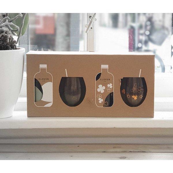 Duo gift box Clover gin