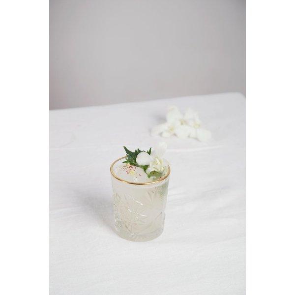 Clover Hobstar Glas