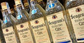 De verschillende categorieën van Gin