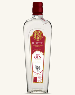 Rutte Dry Gin 70 CL