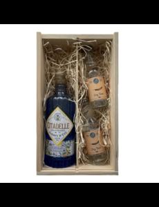 Citadelle Jardin D'ete  Gin & Tonic Cocktail pakket