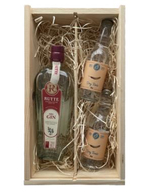 Rutte Dry Gin & Tonic Cocktail pakket