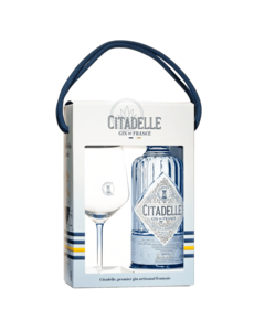 Citadelle Gin 70CL Giftpack