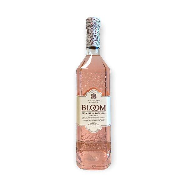 Bloom Bloom Jasmine & Rose Gin 70CL