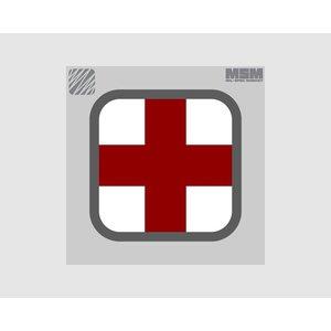MilSpec Monkey Medic Square 2inch