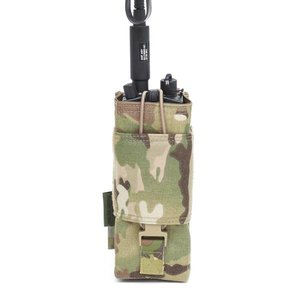 Warrior A.S. MBITR Radio Pouch