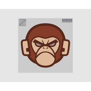 MilSpec Monkey MSM Logo patch