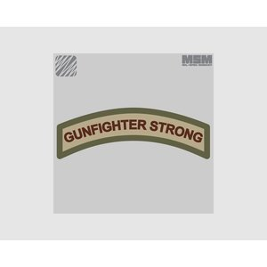 MilSpec Monkey Gunfighter Strong Tab patch