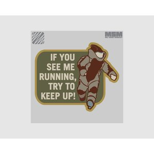 MilSpec Monkey EOD Running patch