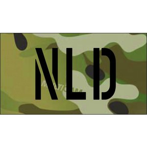 MILE Gear NLD ID patch IR (MilSpec)