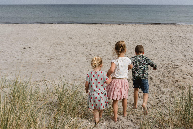 Kids in Denemarken, zomer 2018