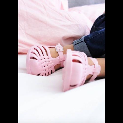 Méduse Méduse Sun waterschoenen kind pastel roze