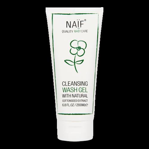 Naïf Naïf Care Cleansing Wash Gel