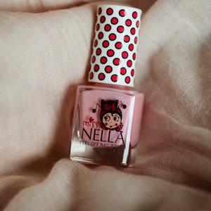 Miss Nella Nagellak 'Cheeky Bunny' Lichtroze