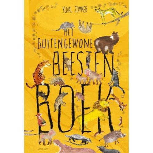 Boeken Het Buitengewone Beesten Boek