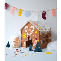 DIY kerst kit: Gingerbread House