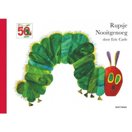 Boeken Rupsje Nooitgenoeg (kartonboek)