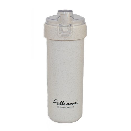 Pellianni Eco-friendly drinkfles (naturel)